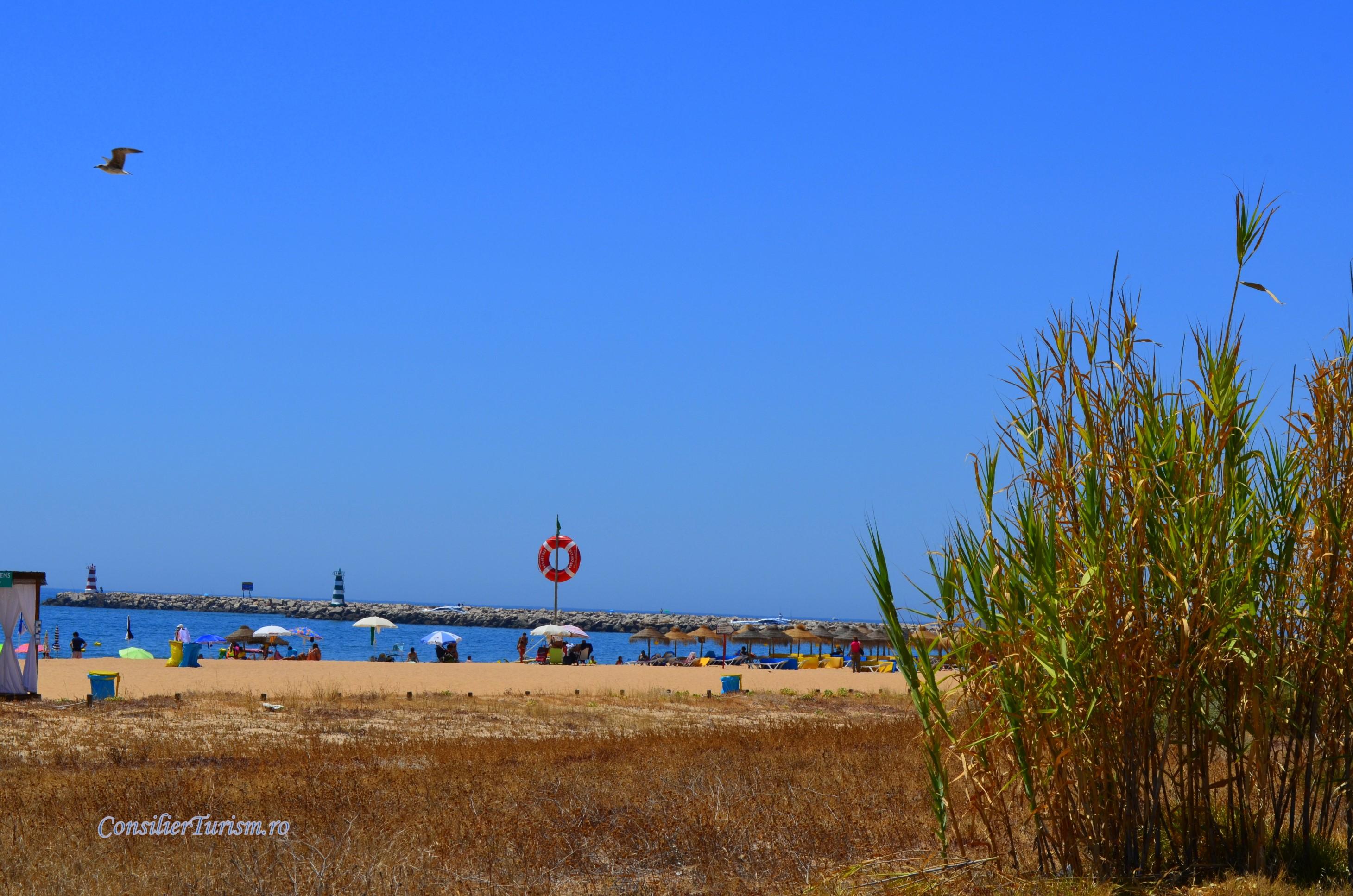 vilamoura plaja