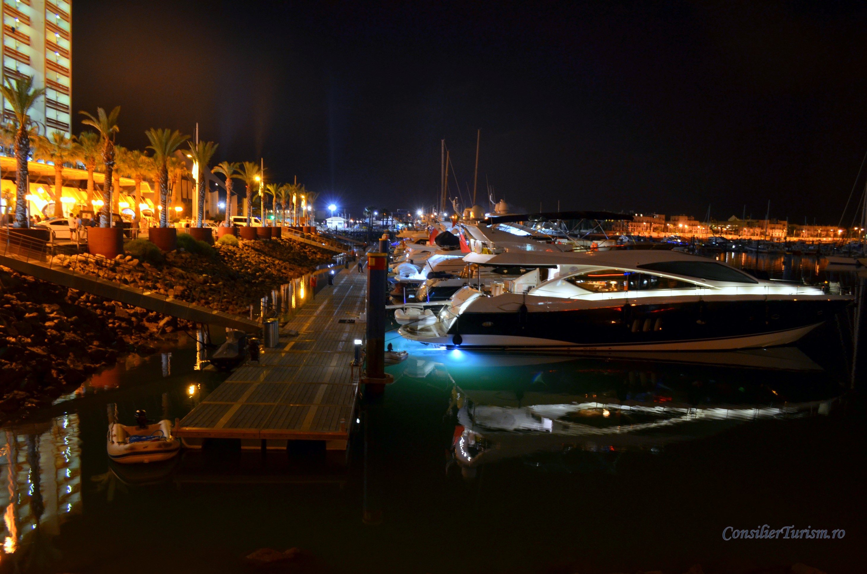 vilamoura port