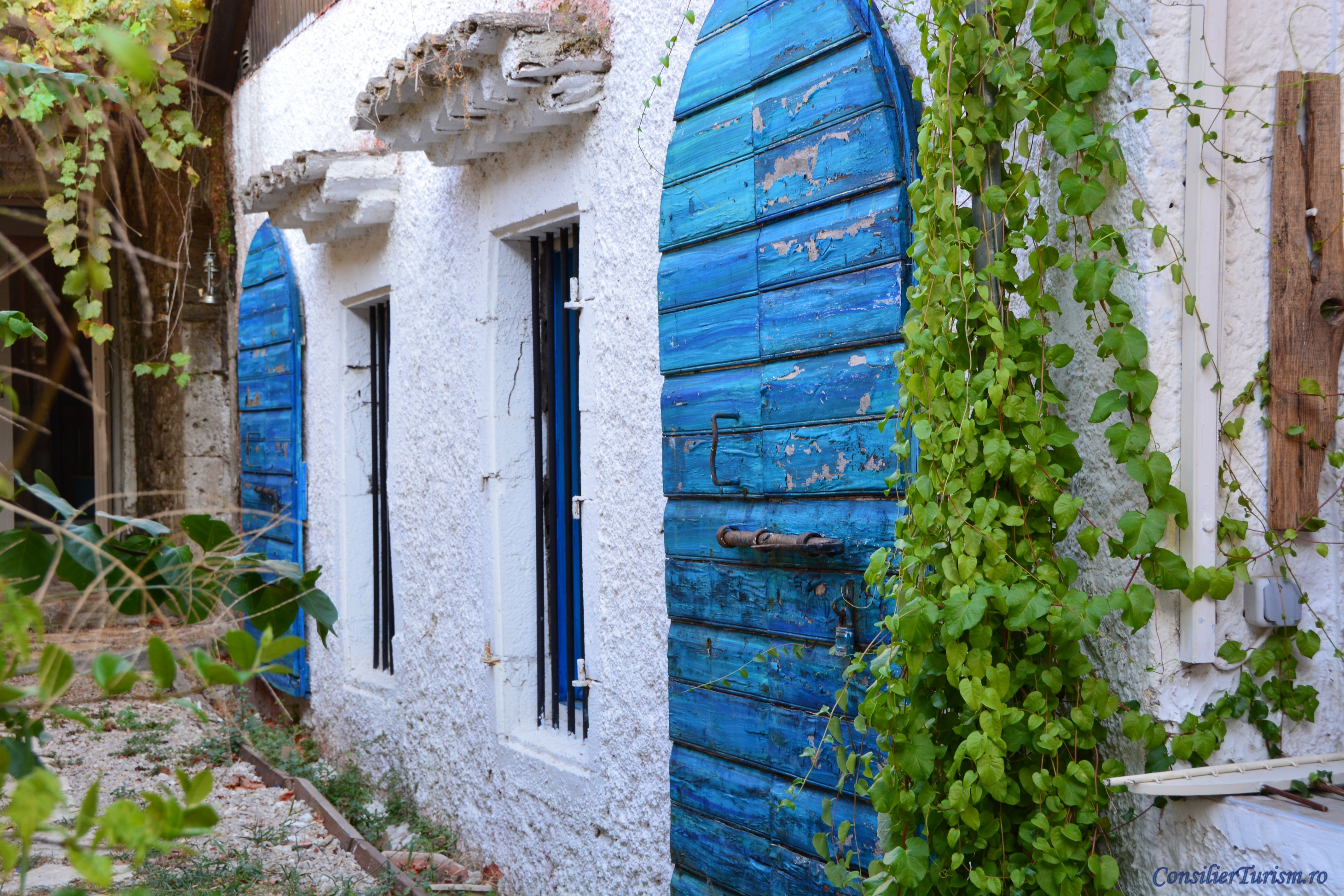 casa traditionala Lefkada