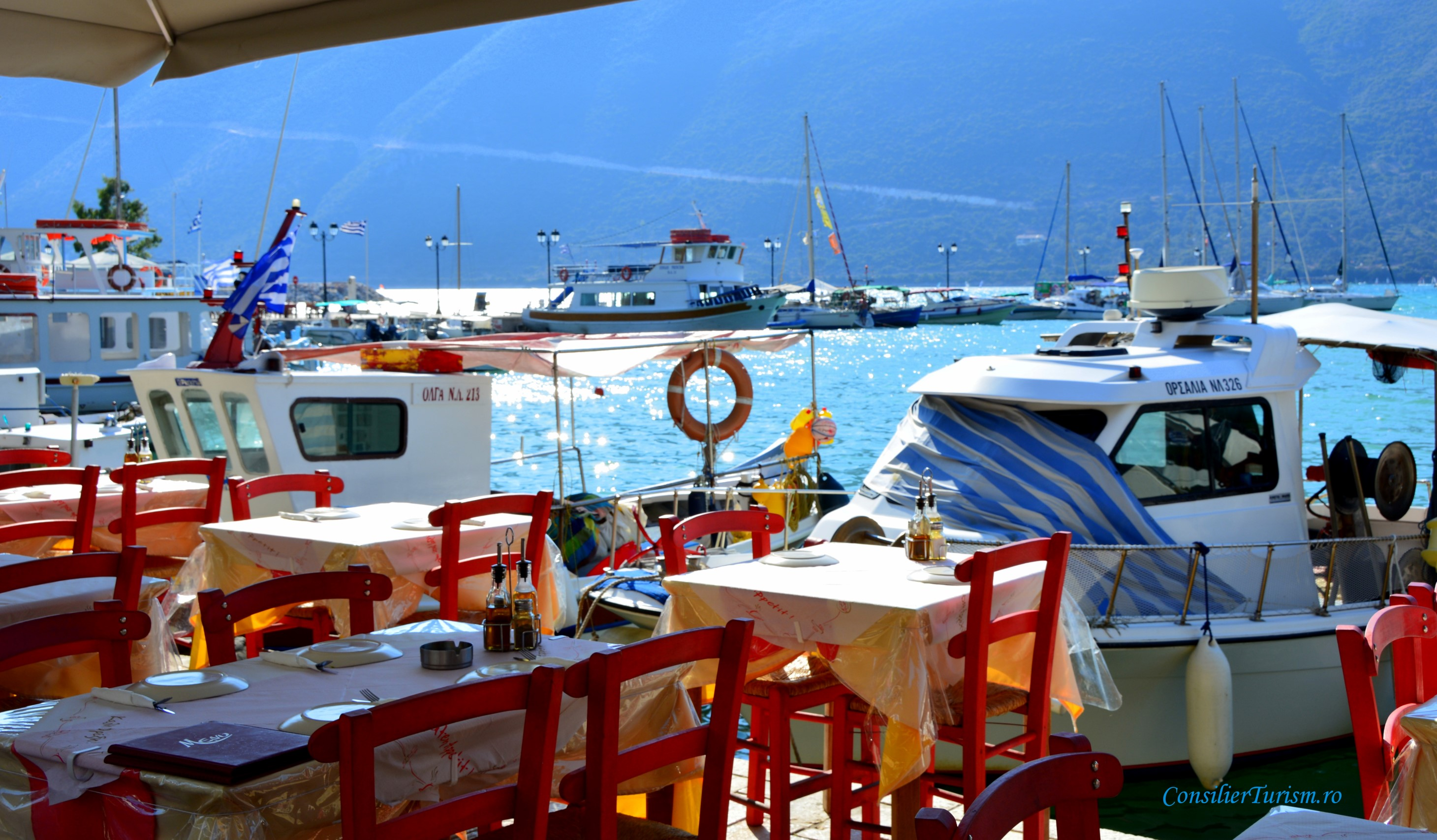 taverna vasilliki Lefkada