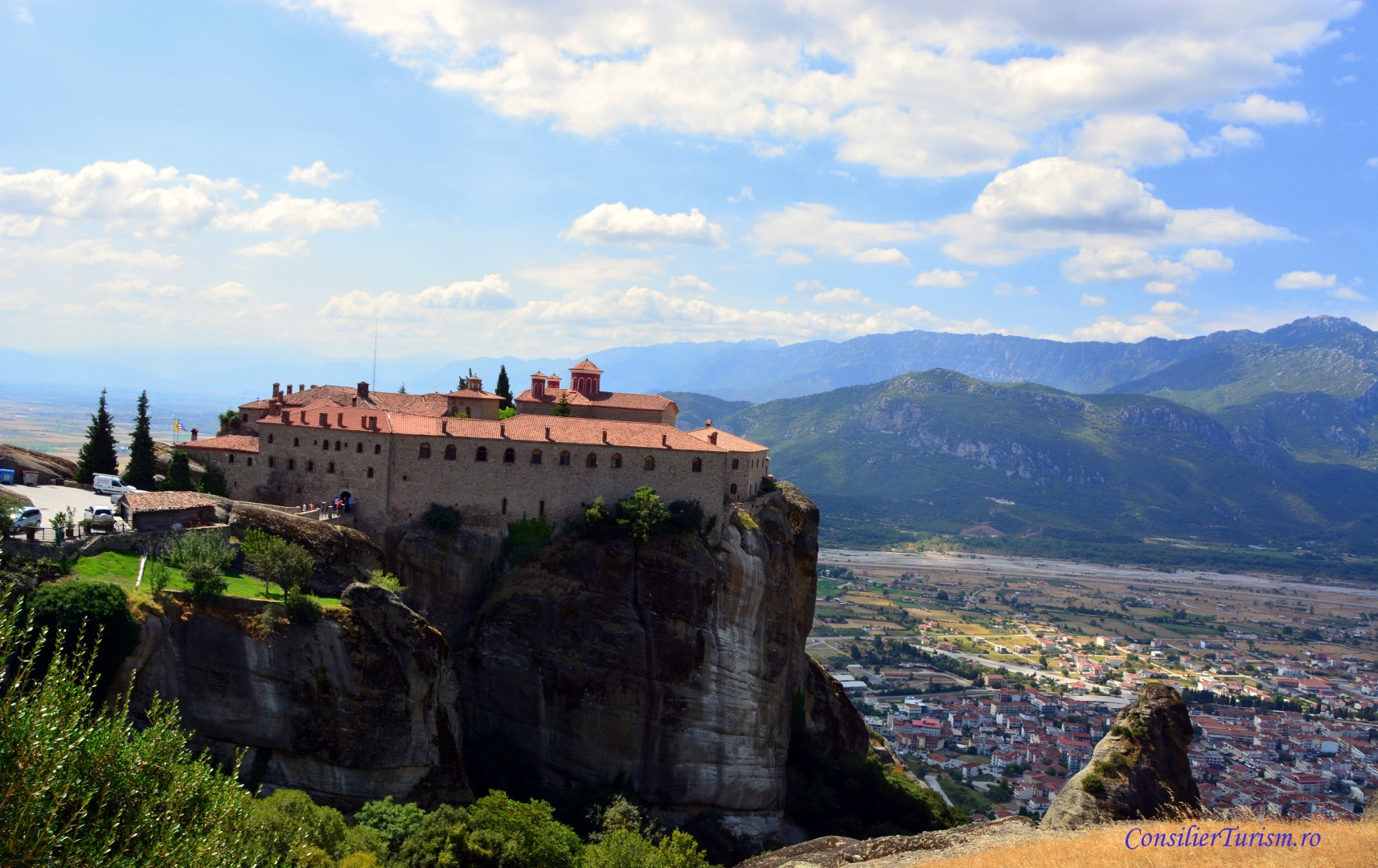Manastirea Sf Stefan Meteora