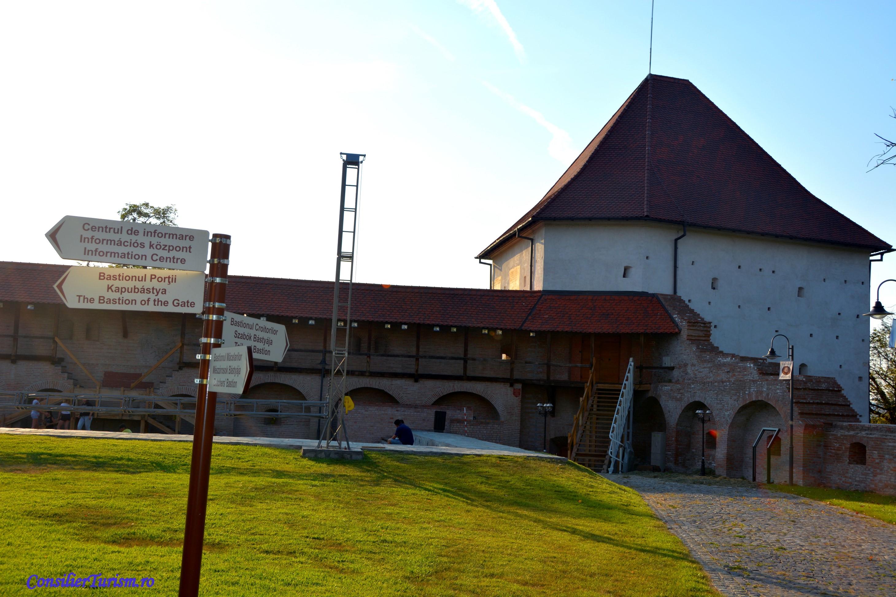 cetate medievala Tg Mures
