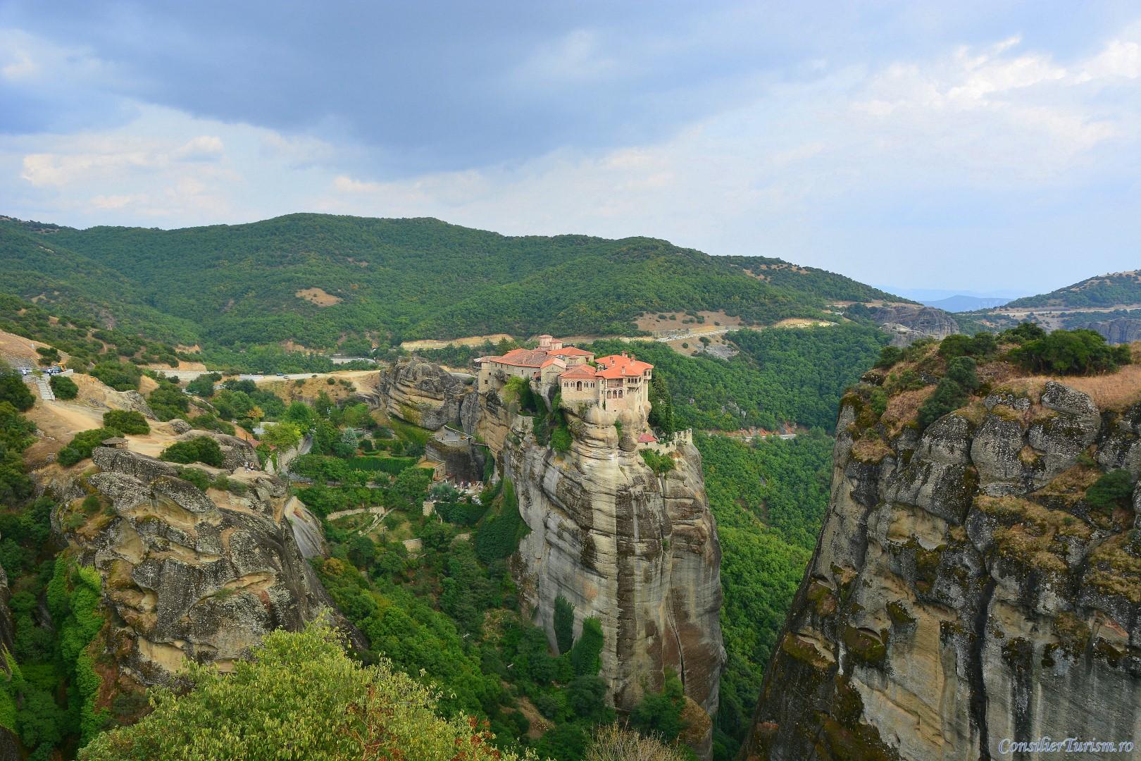 manastirea varlaam grecia