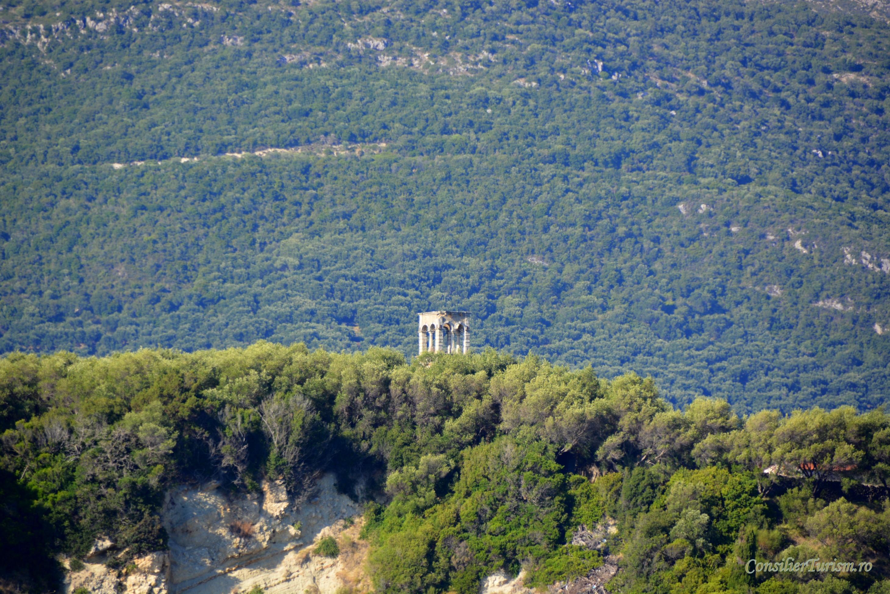 manastirea vlachena parga