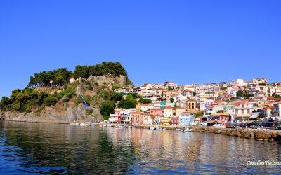 """Parga (I), mica""""Veneție"""" de la malul Mării Ionice. Impresii și sfaturi de călătorie"""