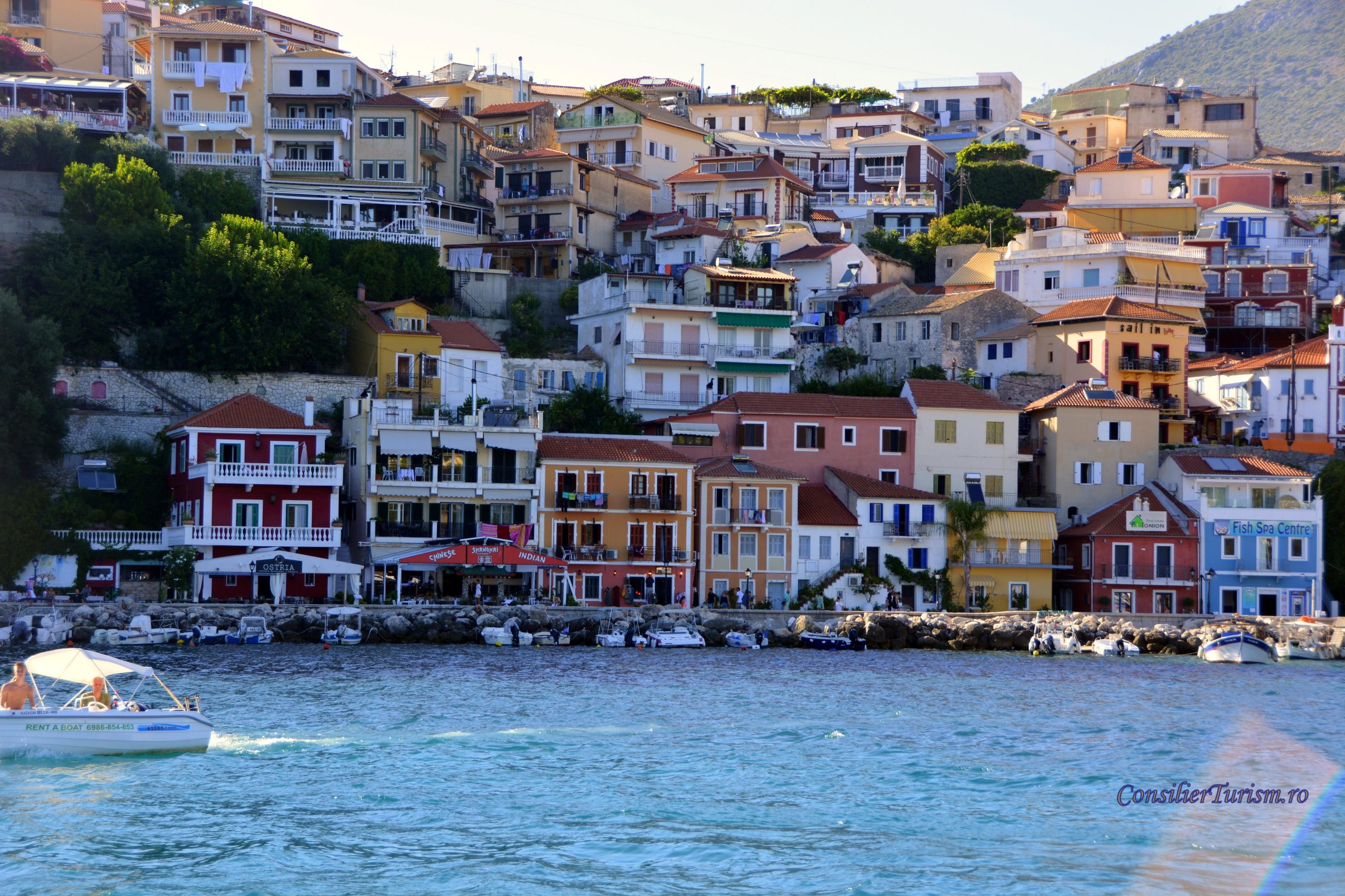 port parga grecia