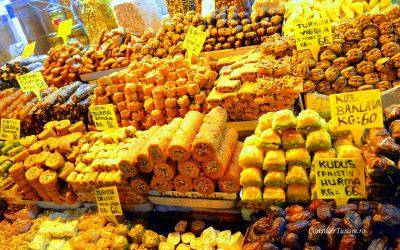 Cele mai bune piețe din lume și tentațiile lor irezistibile pentru gurmanzi