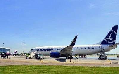 TAROM reia zborurile pe ruta estivală Satu Mare – Constanţa