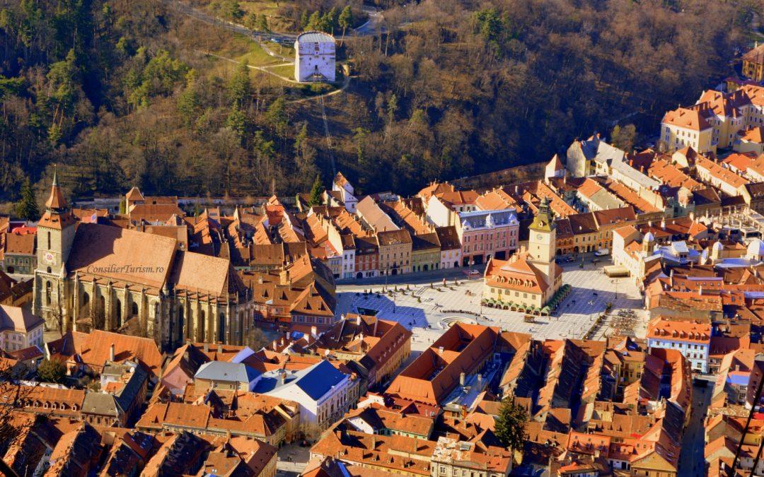 Topul obiectivelor turistice din Brașov și împrejurimi