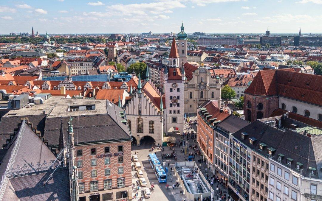 Cele mai importante obiective turistice din München