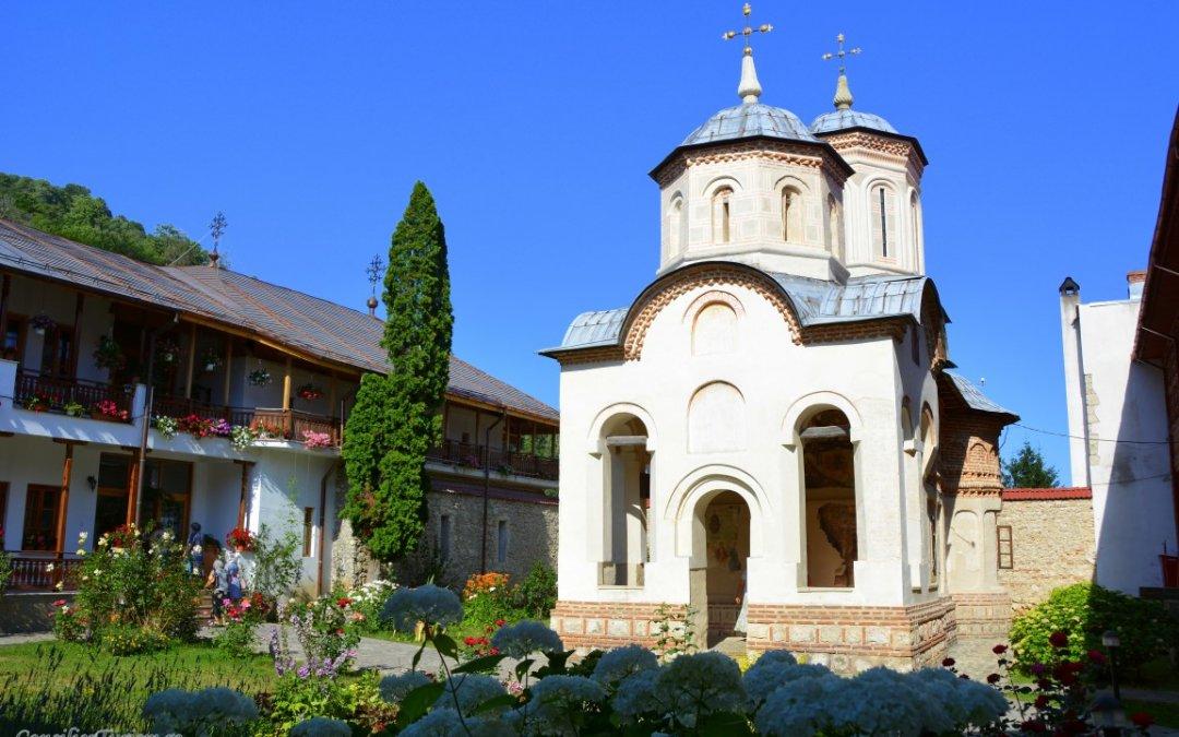 Despre mănăstirea Arnota, una din comorile Olteniei de Nord