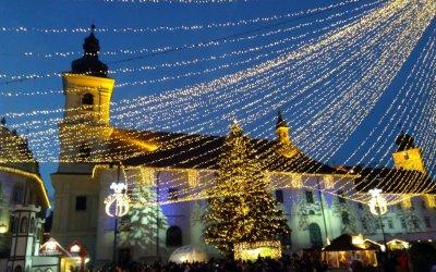 Cele mai frumoase piețe de Crăciun din România