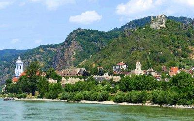 O zi în Valea Wachau, de la Krems la Abația Melk