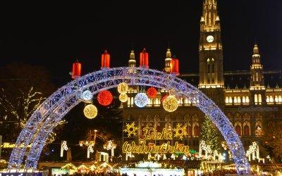 Piețele de Crăciun de neratat în Viena