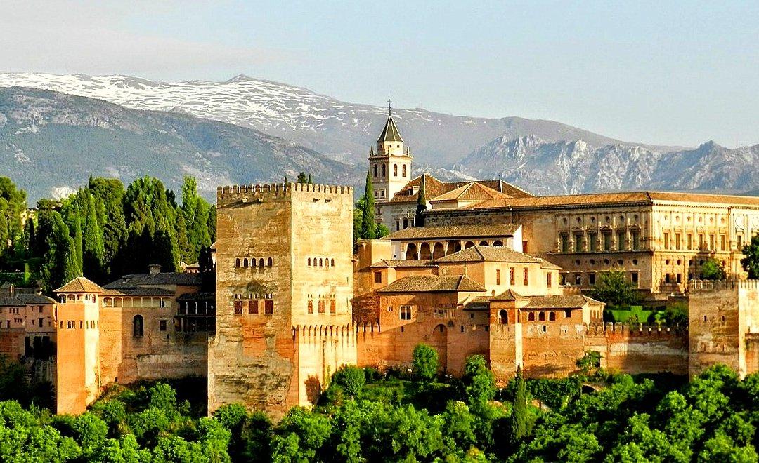 Câteva motive pentru o vacanță în sudul Spaniei, în Andaluzia