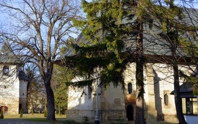 Mănăstirea Bogdana, cea mai veche biserică de piatră din Moldova