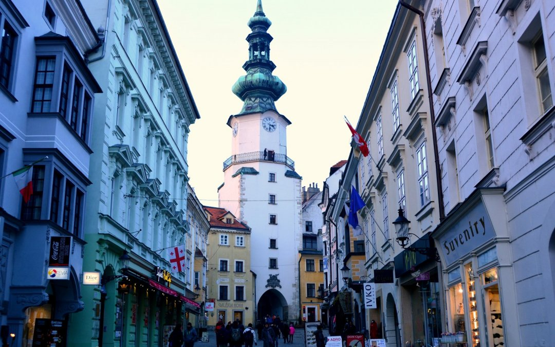 Ce poți vizita în Bratislava într-o zi