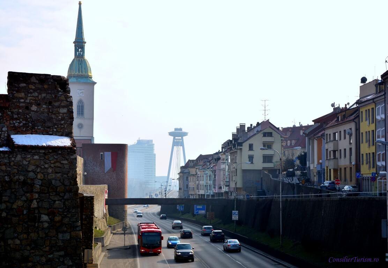 Ce Poți Vizita Intr O Zi In Bratislava