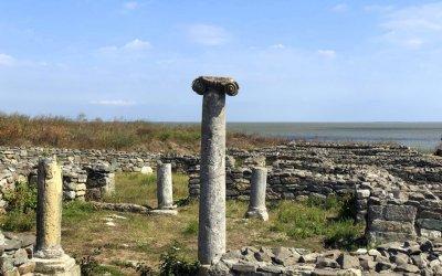 Despre cetatea Histria de ieri și de azi