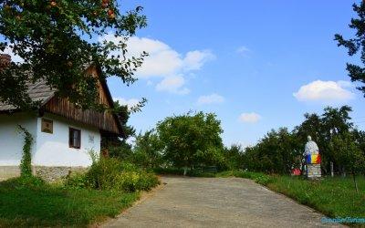 Satul lui Ciprian Porumbescu- un (alt) loc emoționant de neocolit din Bucovina