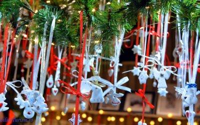 Cele mai frumoase piețe de Crăciun din România în 2018. Care e mai fotogenică?