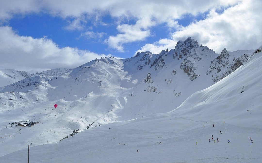 Cele mai bune stațiuni de schi din lume