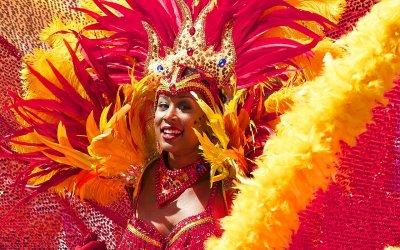 Cele mai mari carnavaluri din lume în luna martie