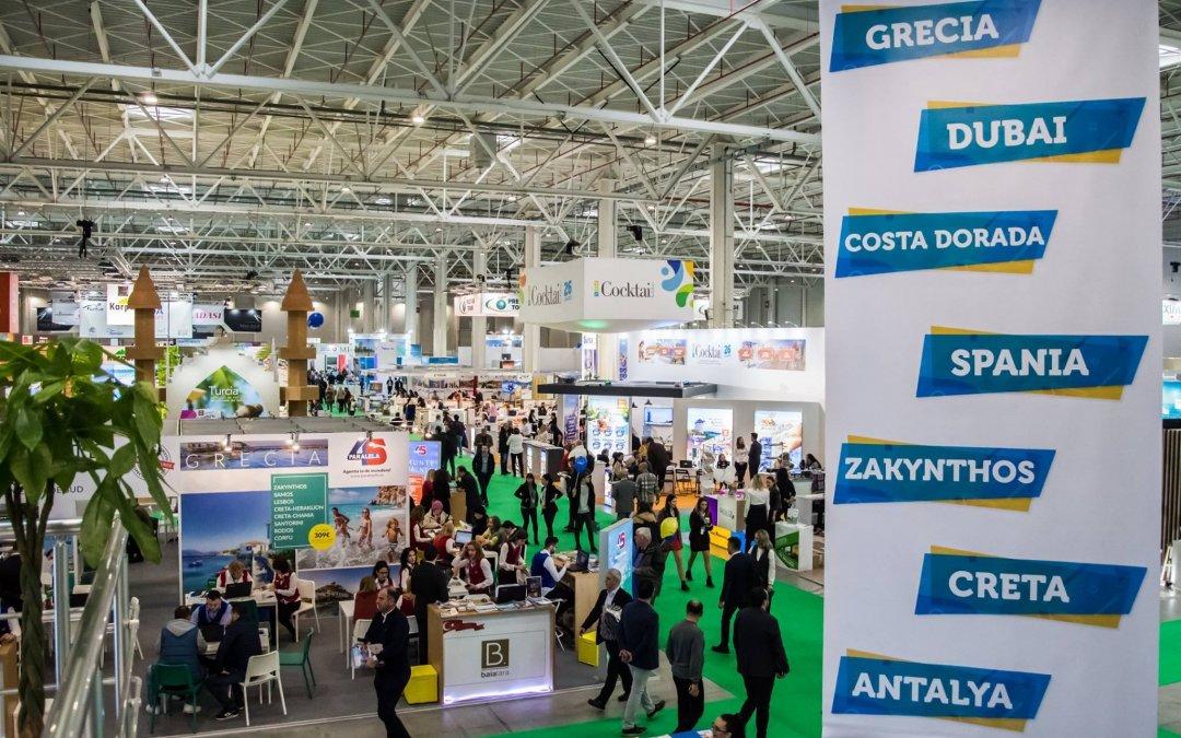 21.500 de vizitatori la Târgul de Turism al României de la Romexpo