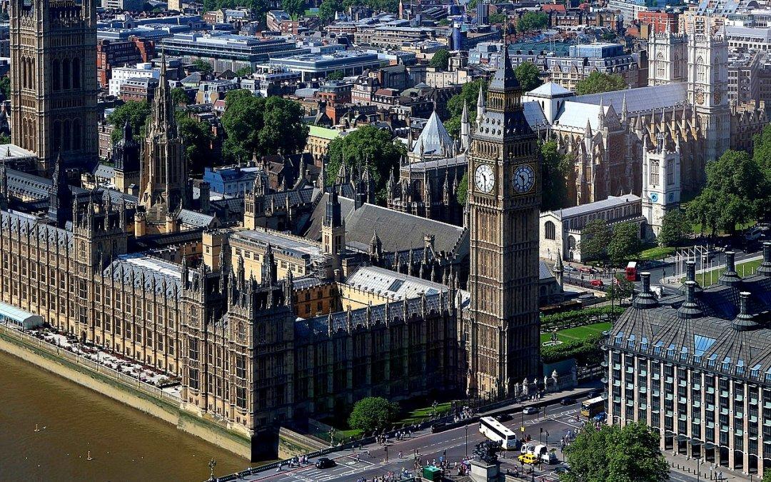 În vizită la Londra, la pas prin City of Westminster