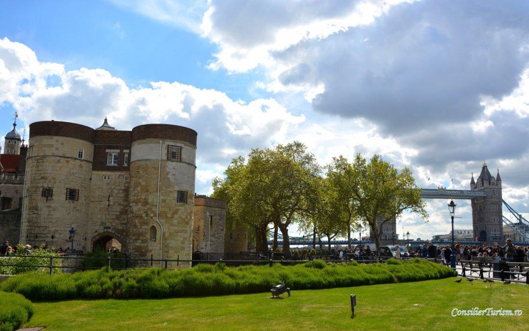 În vizită la Londra, la pas prin City of London și Southwark