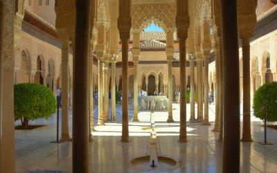 În vizită la Palatul Alhambra, Granada. Atracții de top și sfaturi utile