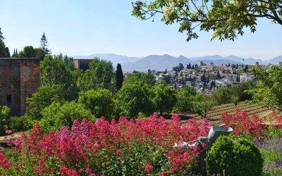 Topul atracțiilor turistice din Granada, Andaluzia