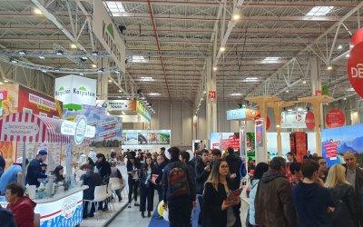 Record de vizitatori la Târgul de Turism al României