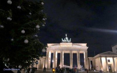Cele mai frumoase piețe de Crăciun din Berlin