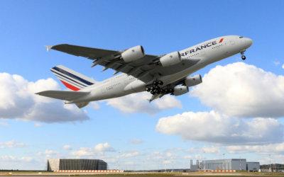 Air France reia zborurile pe ruta București–Paris pe 3 iunie 2020