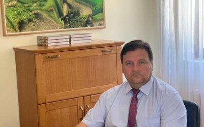 Fülöp-Nagy Janos:, CEO Balneoclimaterica SA Sovata