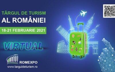 ROMEXPO lansează #TTRVirtual2021, târg de turism digital, în 18-21 februarie 2021