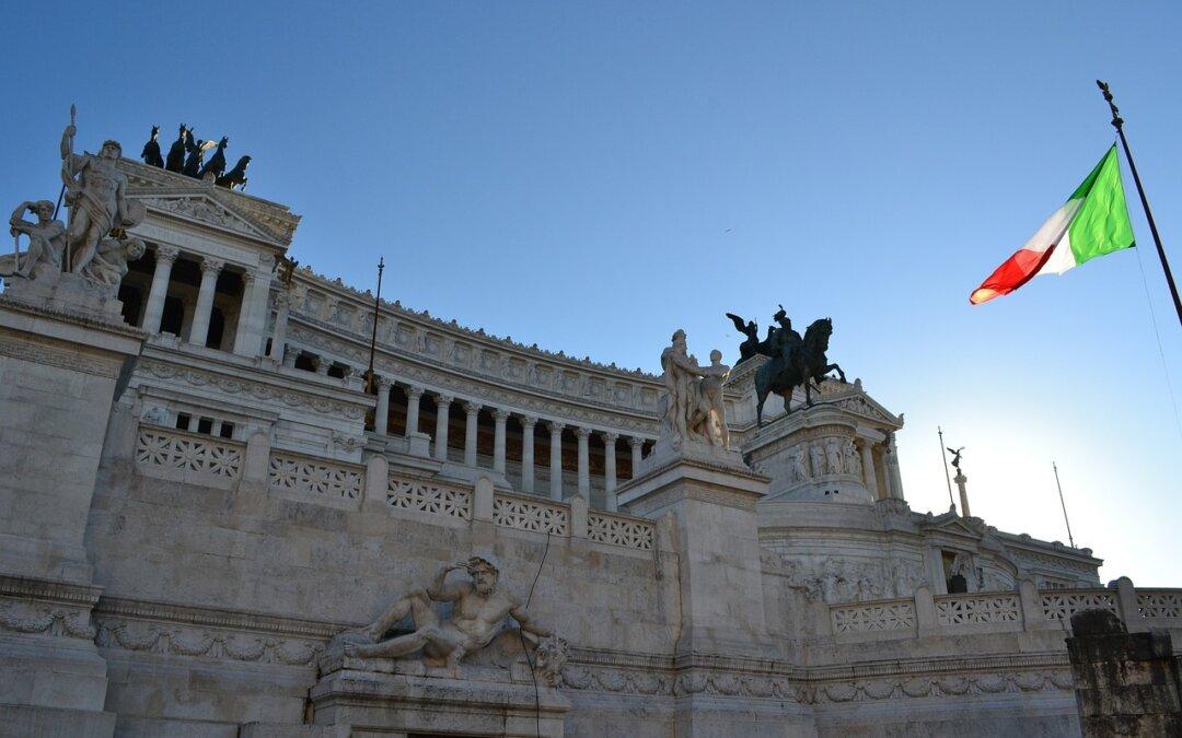 Condițiile de călătorie în Italia