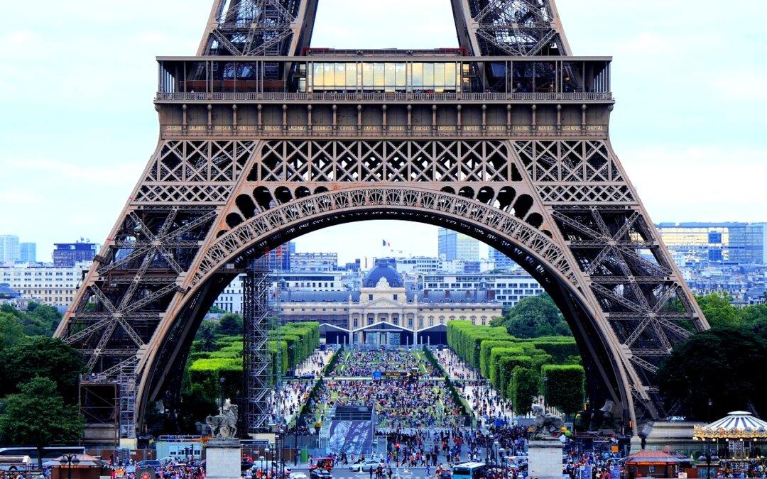 Restricțiile pentru călătoriile în Franța, relaxate