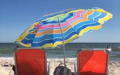 Asemănări și diferențe între plajele Corbu și Vadu