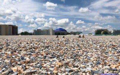 """Impresii """"la cald"""" din Mamaia. Despre plajă, prețuri și condiții, cu sinceritate"""