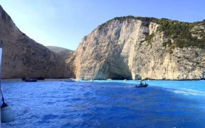 """Merită să vizitezi Zakynthos? Impresii """"la cald"""" din """"Florea Levantului"""""""