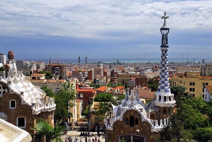 Barcelona, orasul-vedeta al Spaniei