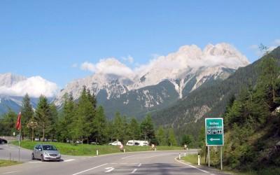 Orășelul Garmisch-Partenkirchen, loc desprins parcă din poveşti