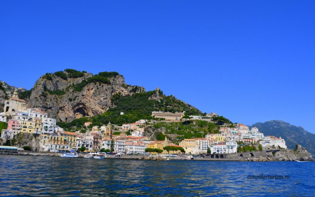 Mândria Costierei Amalfitane: Amalfi, cea mai veche Republică Maritimă