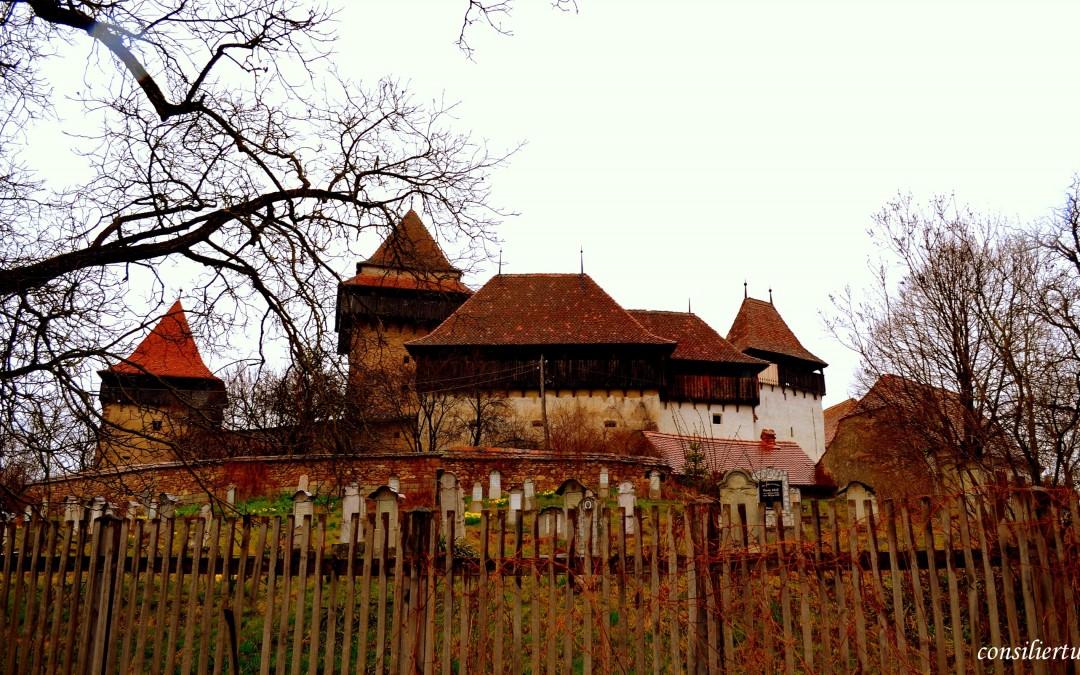 Ce am găsit în Viscri, cel mai celebru sat din România