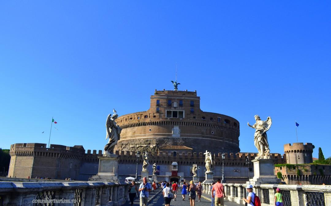 Ce merită să vezi într-o zi plină la Roma: obiectivele istorice (I)