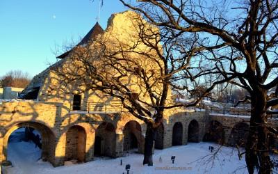 Pe urmele lui Ștefan cel Mare, în Cetatea de Scaun a Sucevei