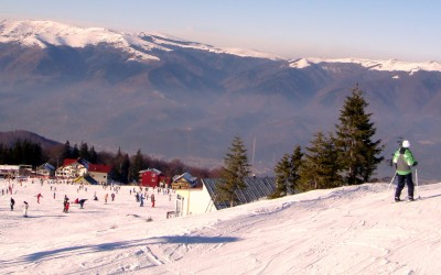 Care sunt partiile de schi autorizate din Romania