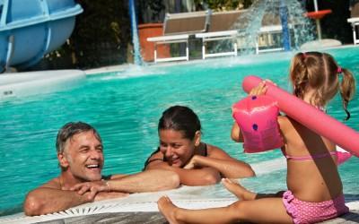 Vacanta relaxanta daca ai copiii cu tine? Se poate! Afla unde